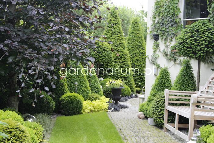 Zahrada geometrická - Obrázek č. 13