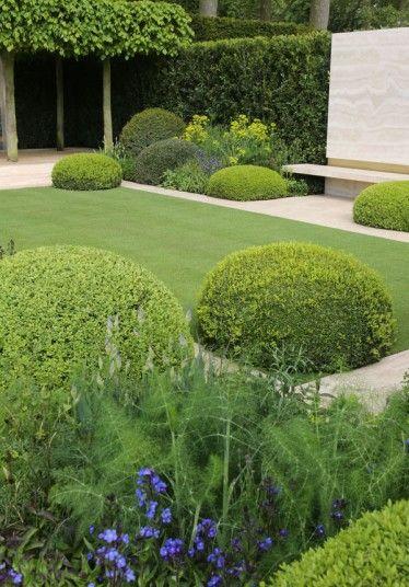 Zahrada geometrická - Obrázek č. 19