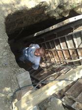 vykopali studnu