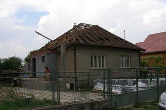 strecha ide dolu