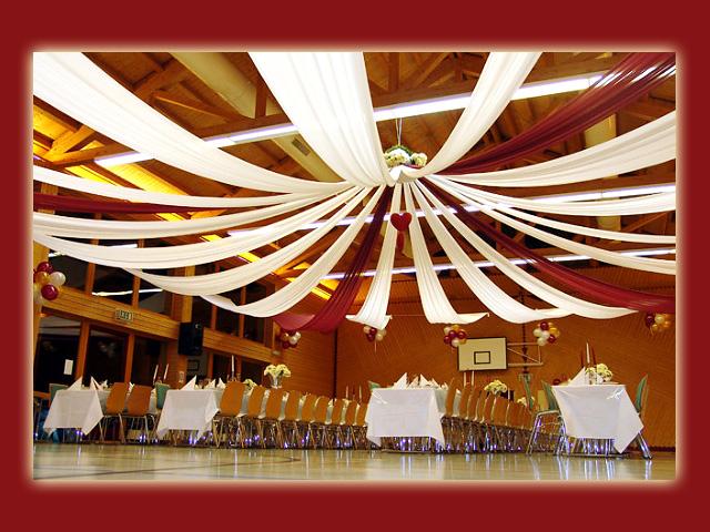 Inspiracia :-) - takto by som si predstavovala vyzdobu stropu :-)