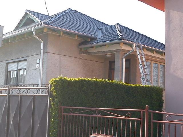 suffo - Predný bočný pohľad strechy Sereď
