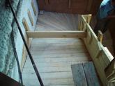 Točité schody na poschodie