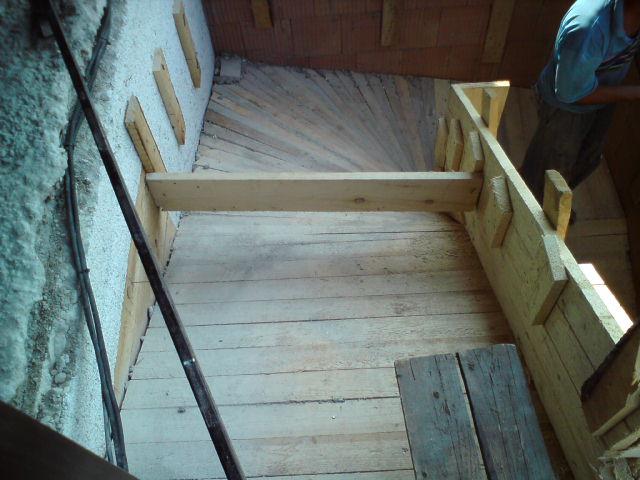 suffo - Točité schody na poschodie