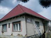 Rekonštrukcia strechy s krytinou Mediterrán Danubia Štitáre okr. Nitra