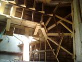 Debnenie točitých schodov Nitra - Mlynárce
