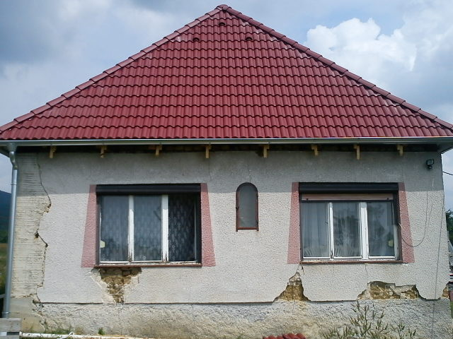 suffo - Rekonštrukcia strechy Štitáre okr. Nitra