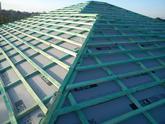 Zalatovaný krov