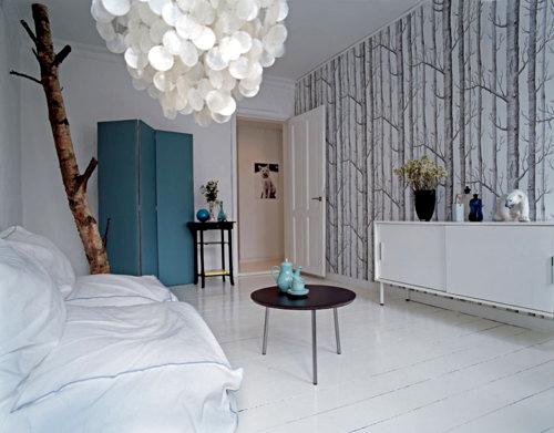 Biely interiér a jeho dekorácie - Obrázok č. 45