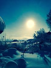 A ešte táto... východ slnka 1.2.2015