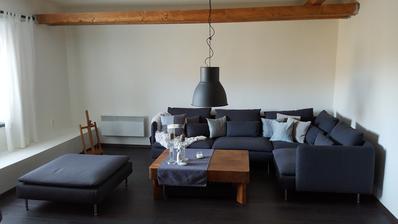 """Obývačka teraz, už len vydoplnkovať - v preklade """" nanosiť harapádie"""" :-)"""