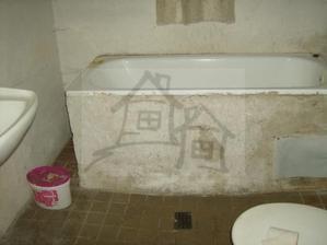 Pôvodná kúpelňa 2.