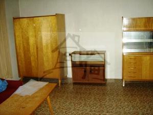 Obývačka pôvodný stav