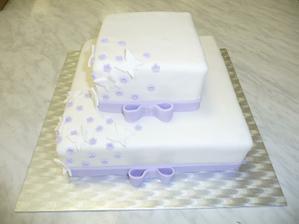 objednany dort mnam...:)