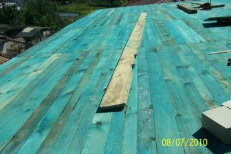 debnenie na streche