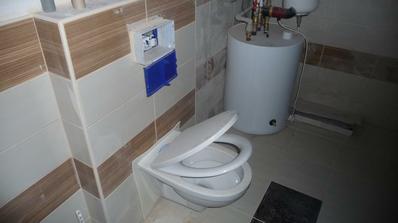 super vec, aspon nebude búchať WC doska :o) ide to pomaličky dole