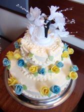 dort 2 / tarta nupcial 2