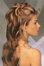 účes pro svědkyně 3 / peinado para la testigo 3