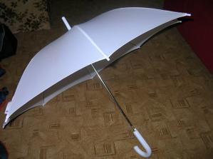 deštník kdyby pršelo ... snad nebude :o)