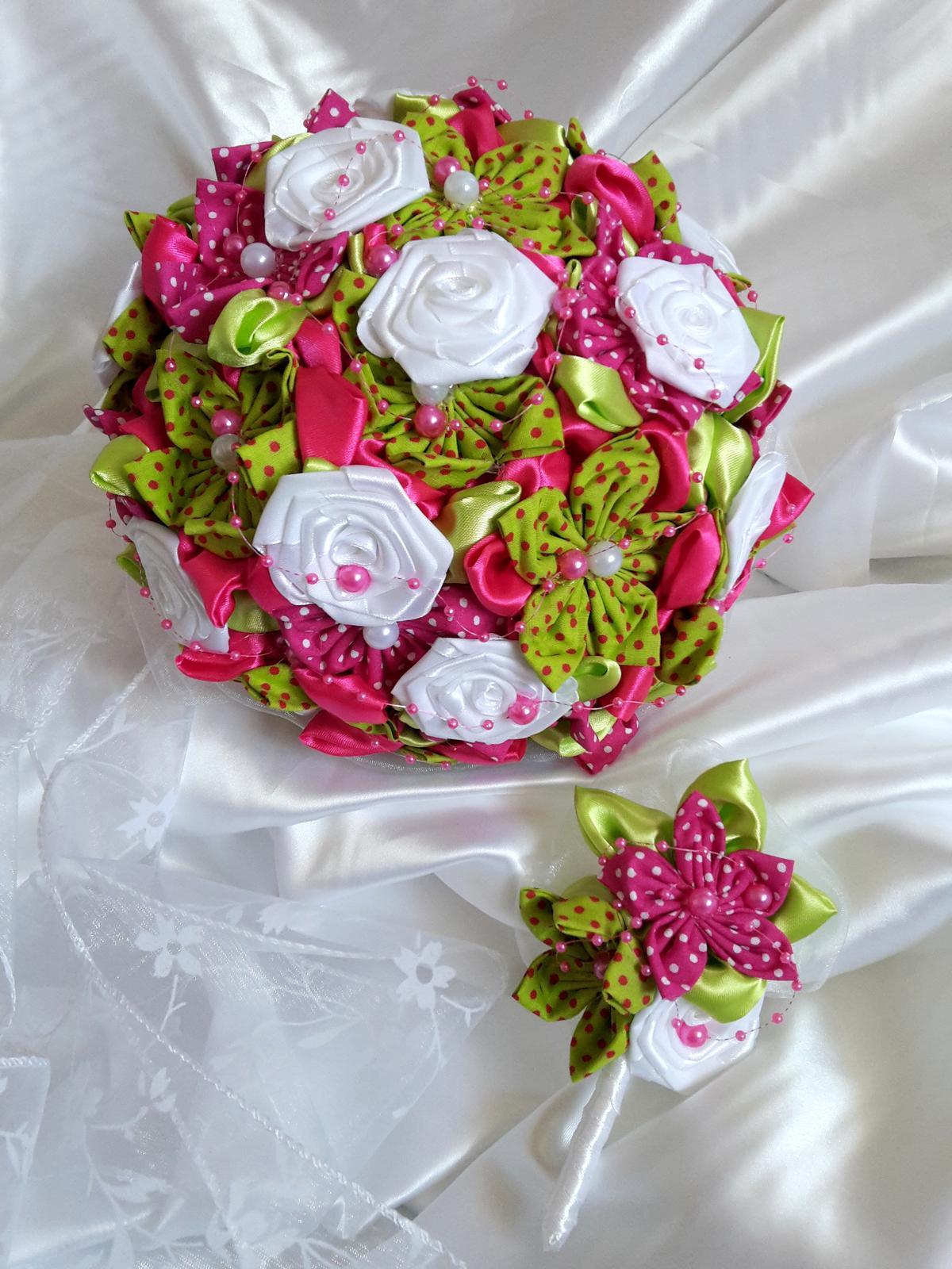 Veselá bodkovaná svadba - Obrázok č. 1