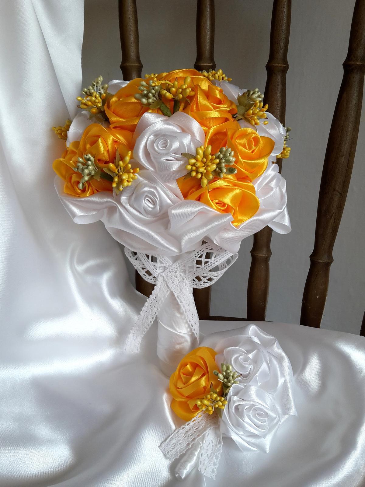 Saténové ruže - Obrázok č. 5
