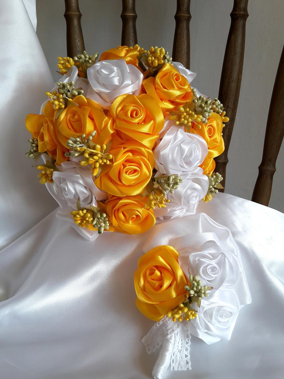 Saténové ruže - Obrázok č. 4