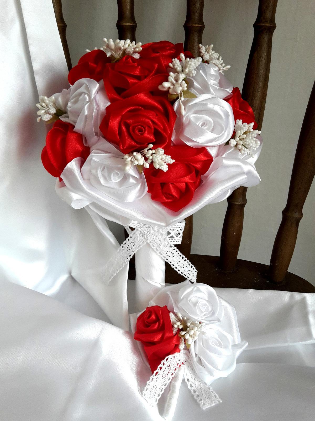 Saténové ruže - Obrázok č. 22