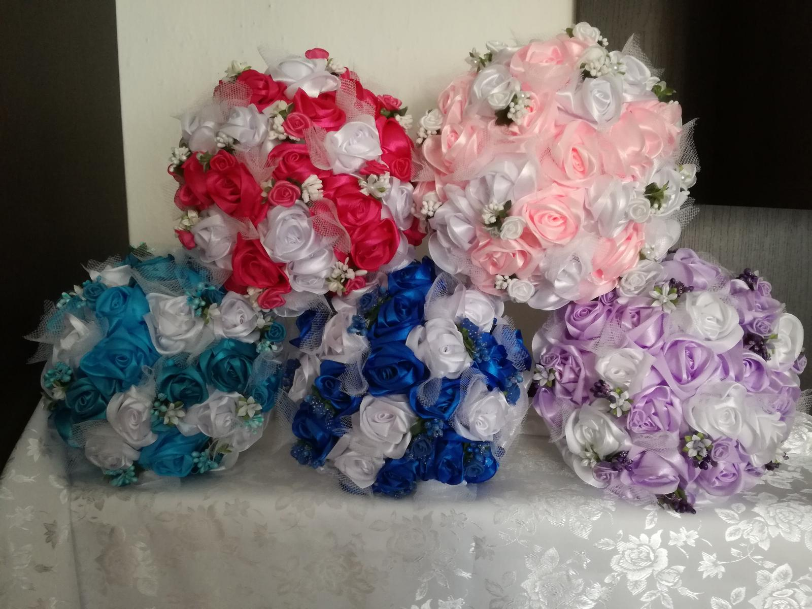 Saténové ruže - Obrázok č. 36