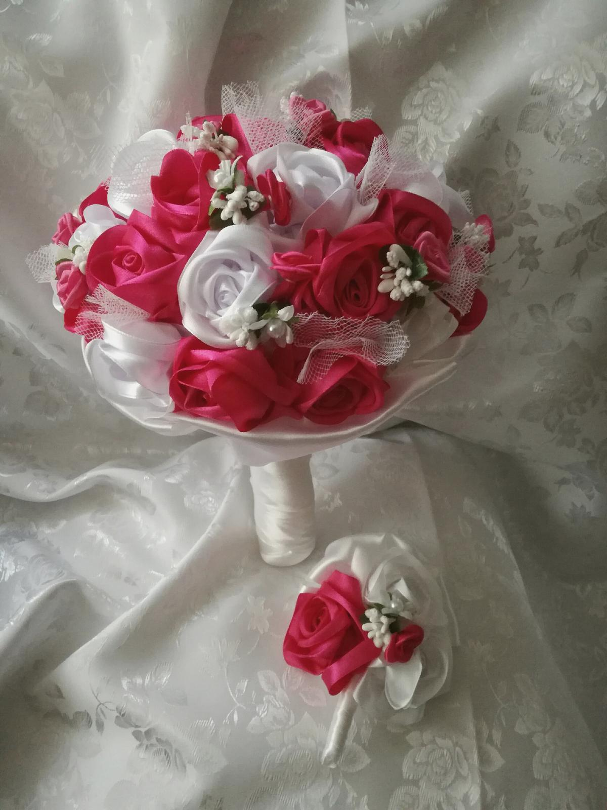 Saténové ruže - Obrázok č. 50