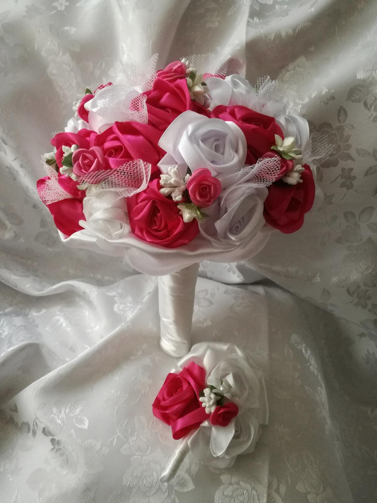 Saténové ruže - Obrázok č. 51