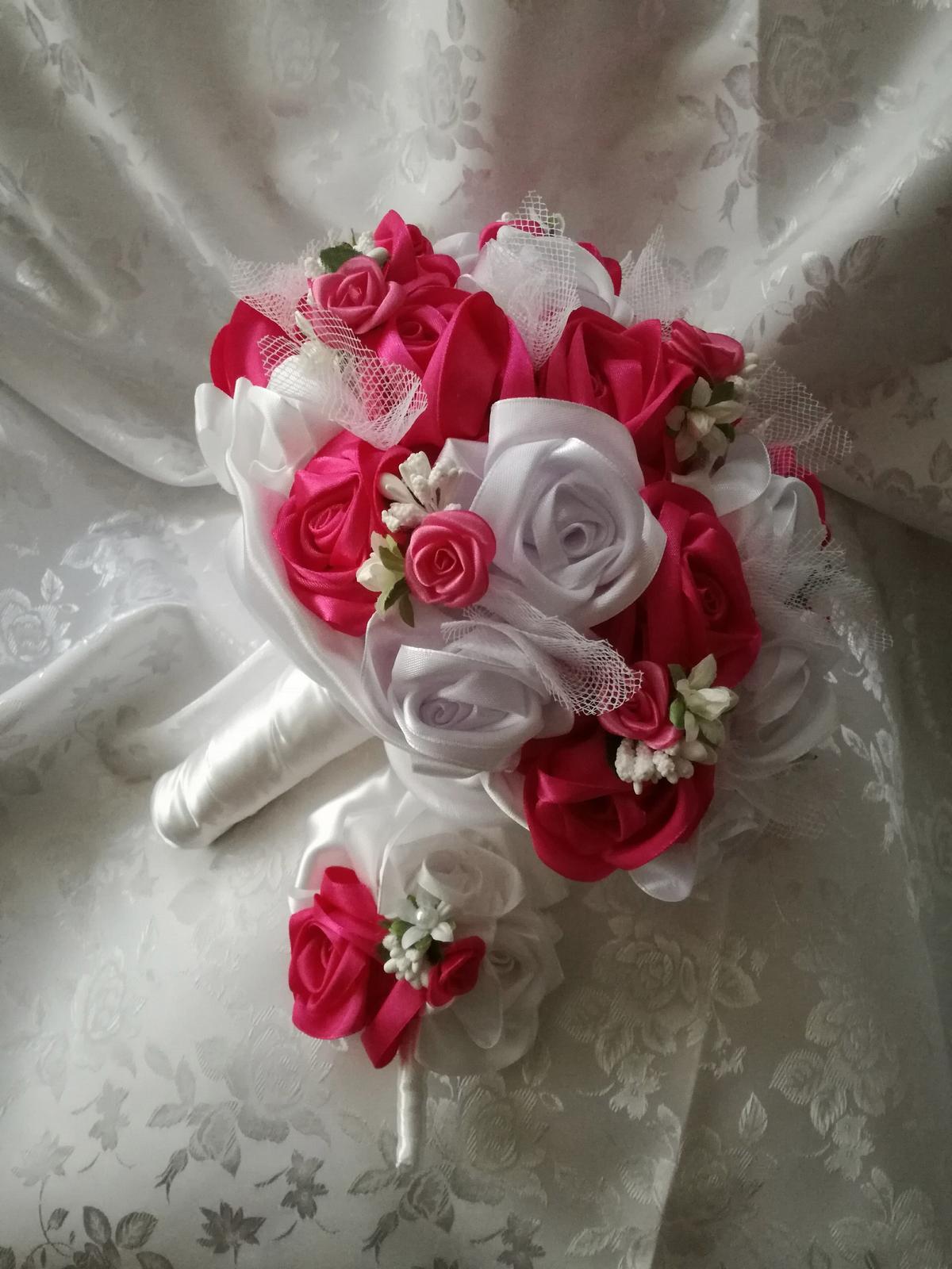 Saténové ruže - Obrázok č. 52
