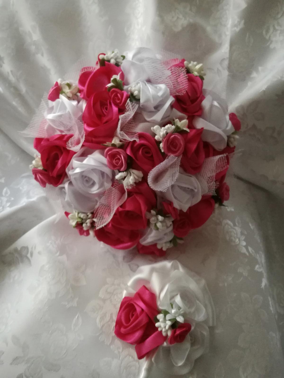 Saténové ruže - Obrázok č. 53