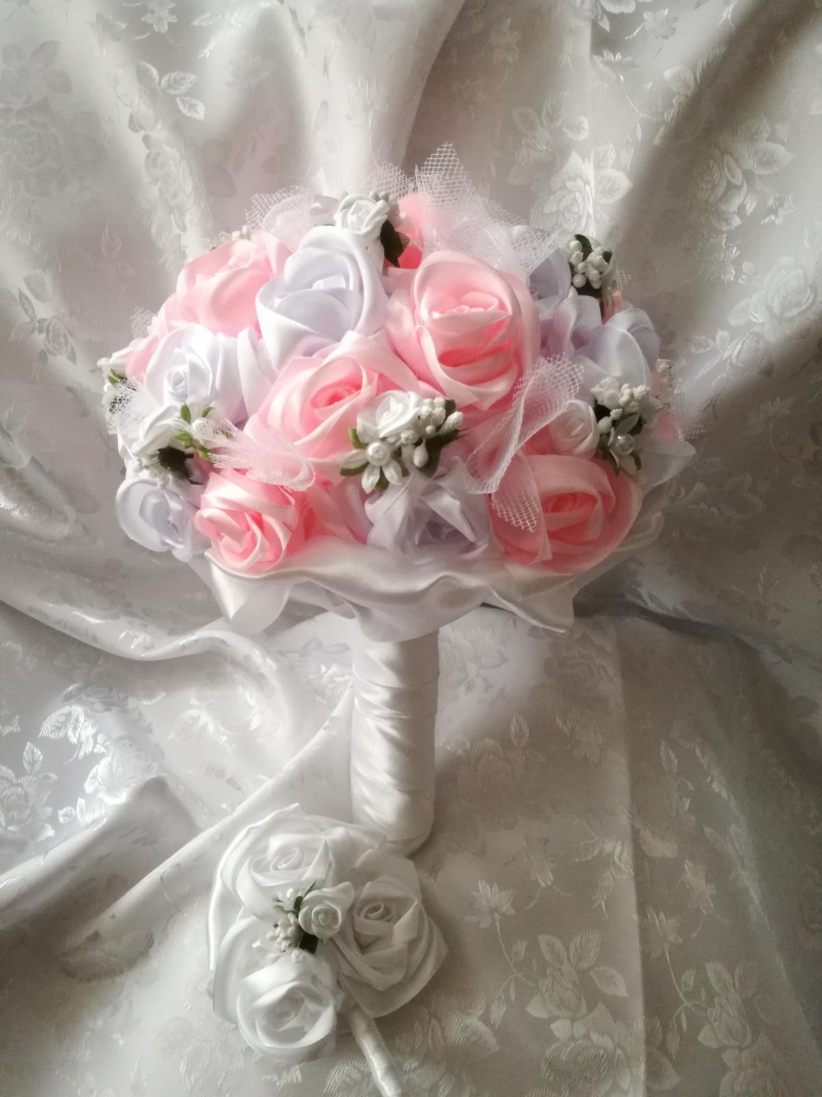 Saténové ruže - Obrázok č. 54