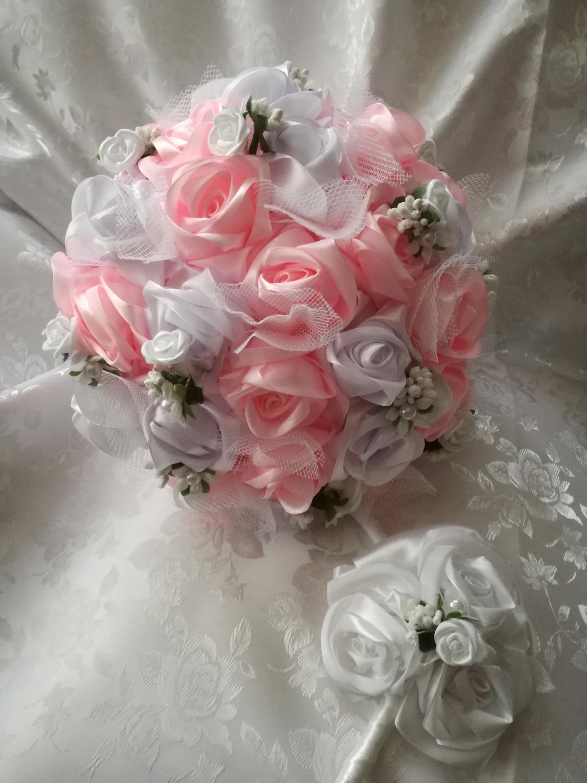 Saténové ruže - Obrázok č. 56