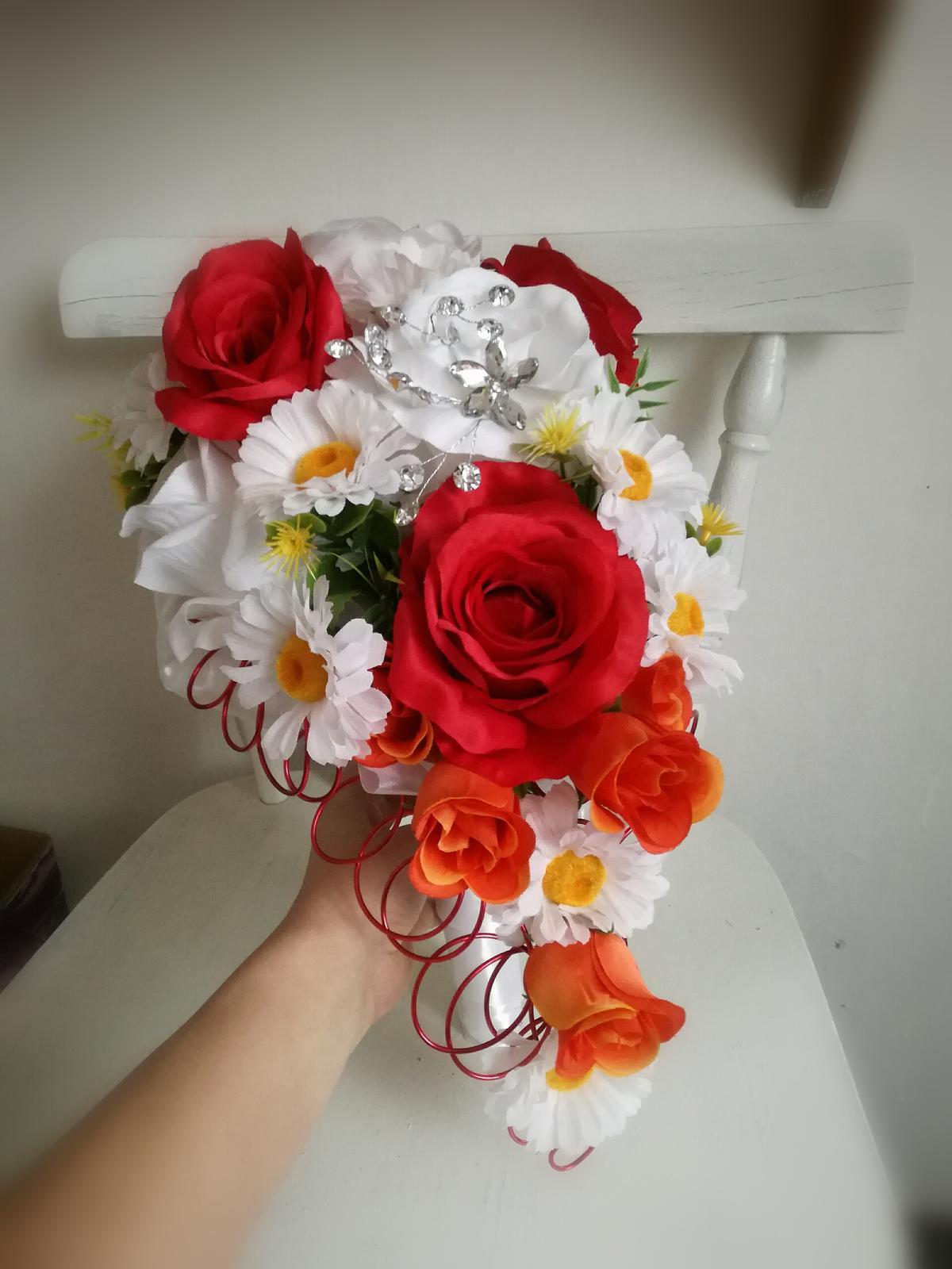 Z umelých kvetov - Obrázok č. 7