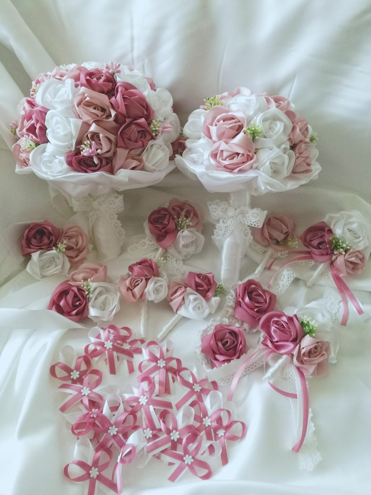 Saténové ruže - Obrázok č. 57