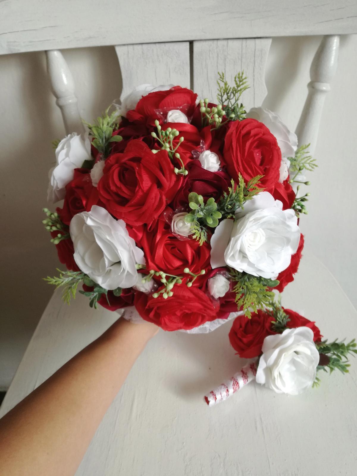 Z umelých kvetov - Obrázok č. 19