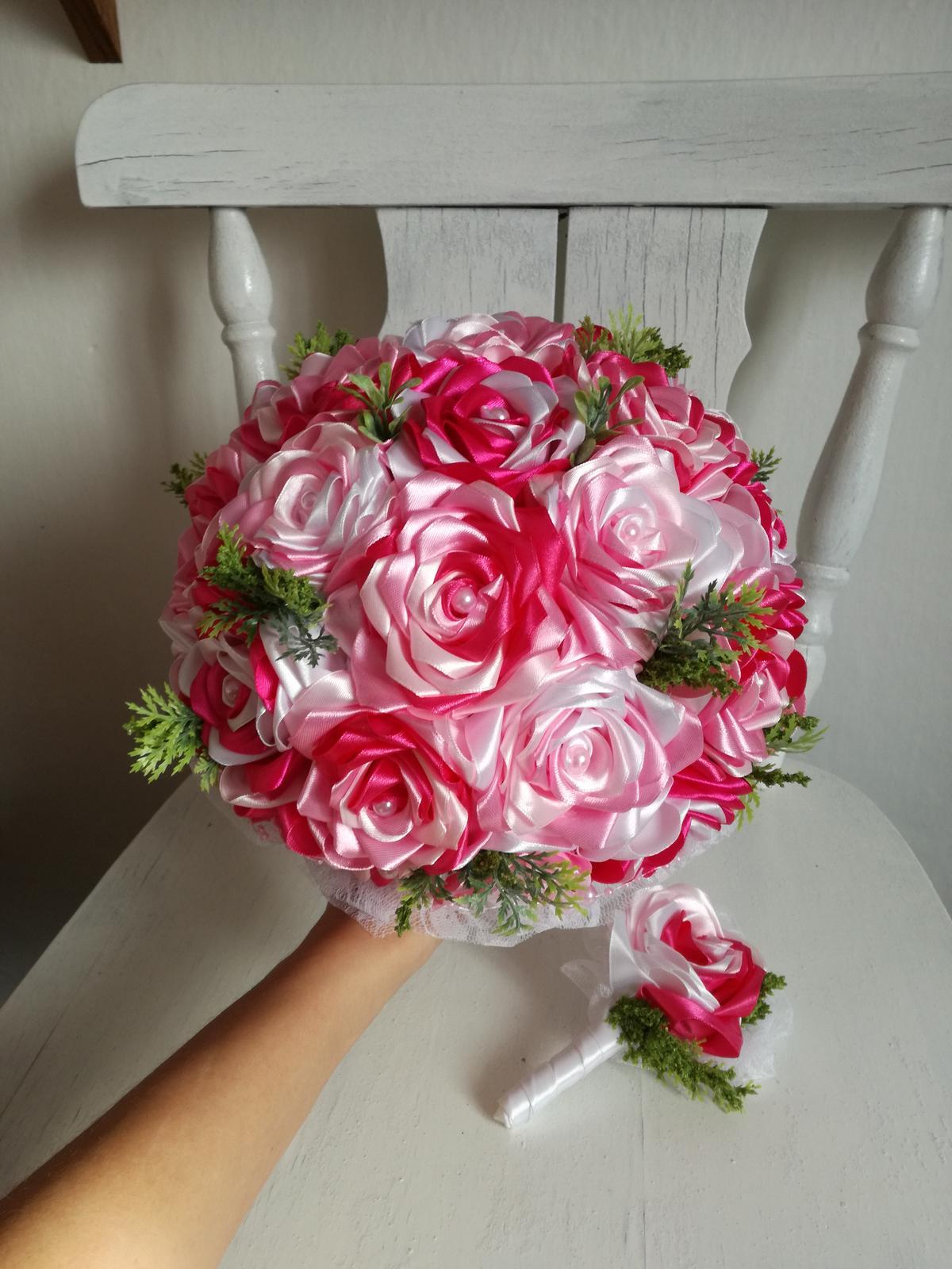 Saténové ruže - Obrázok č. 71