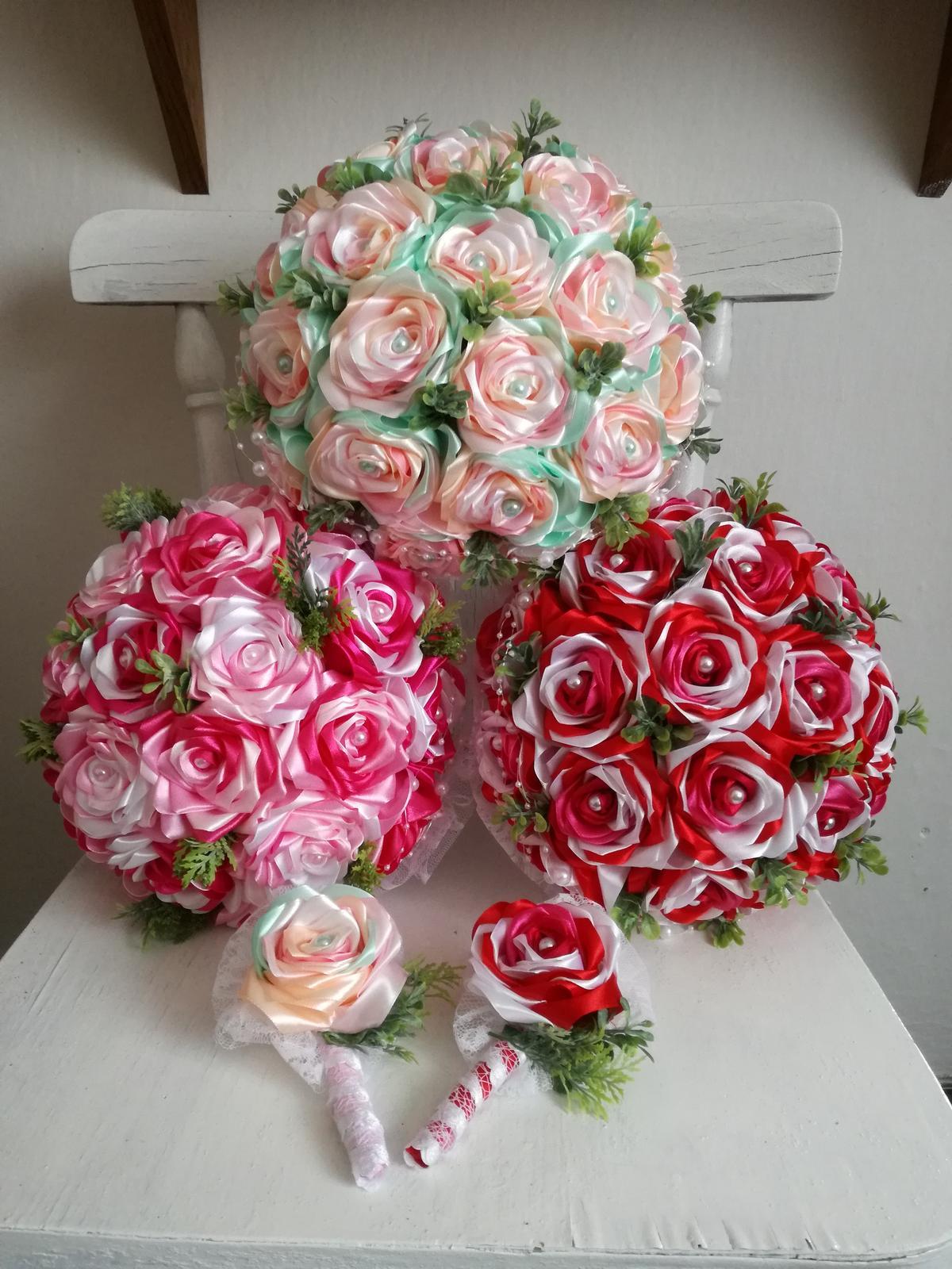 Saténové ruže - Obrázok č. 77