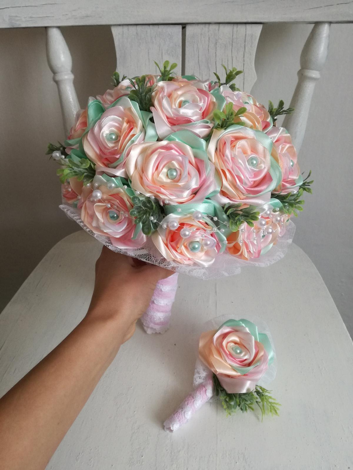 Saténové ruže - Obrázok č. 78