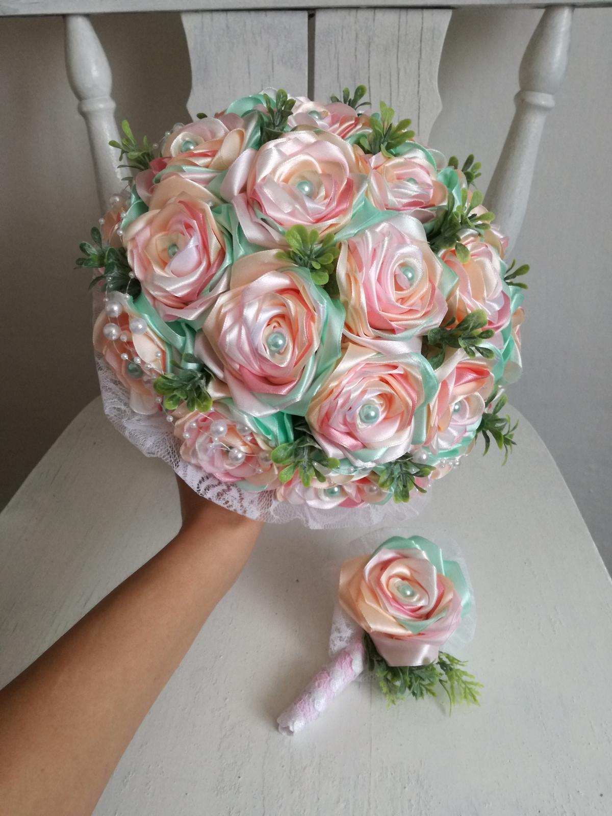 Saténové ruže - Obrázok č. 79