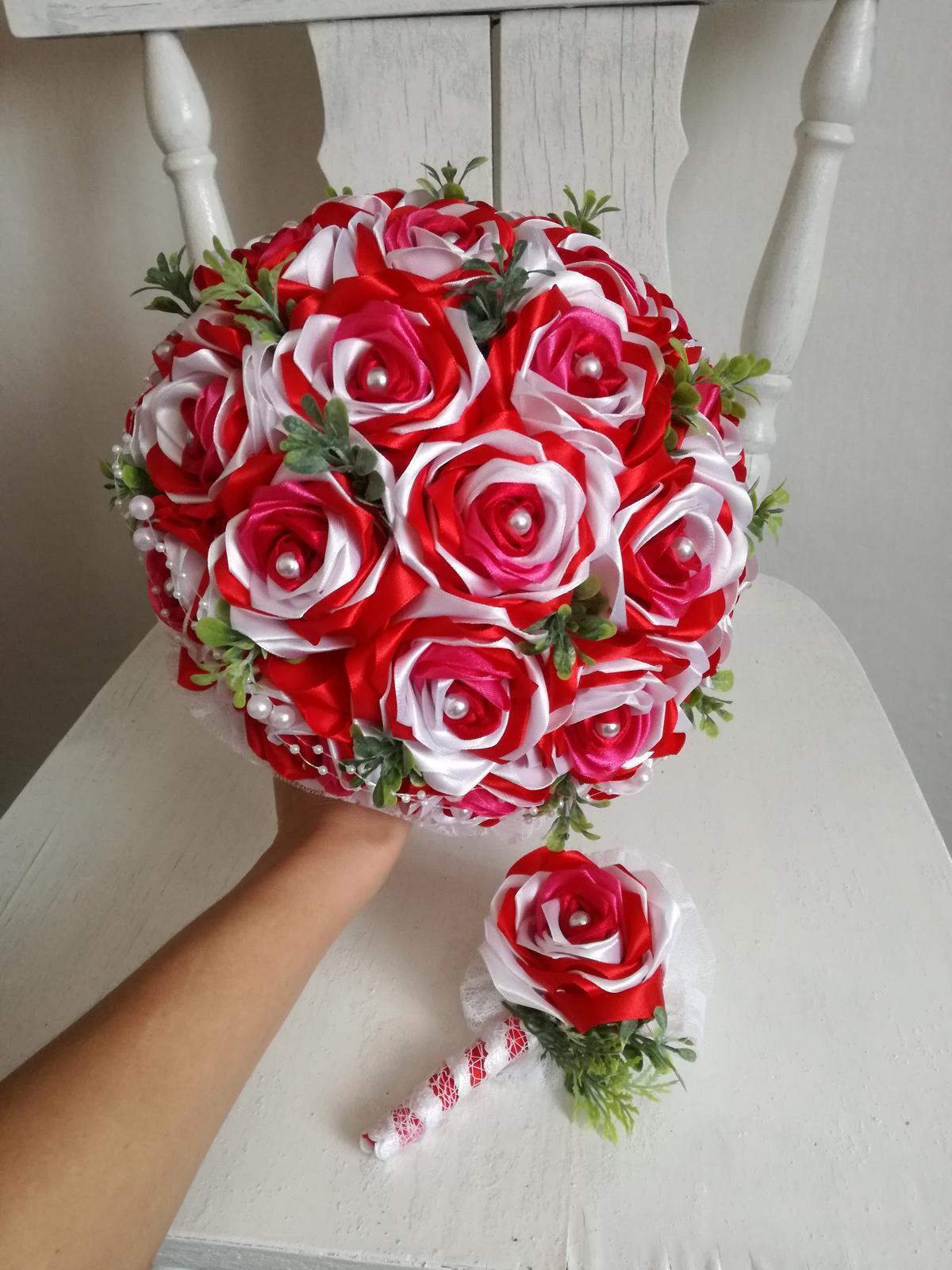 Saténové ruže - Obrázok č. 80