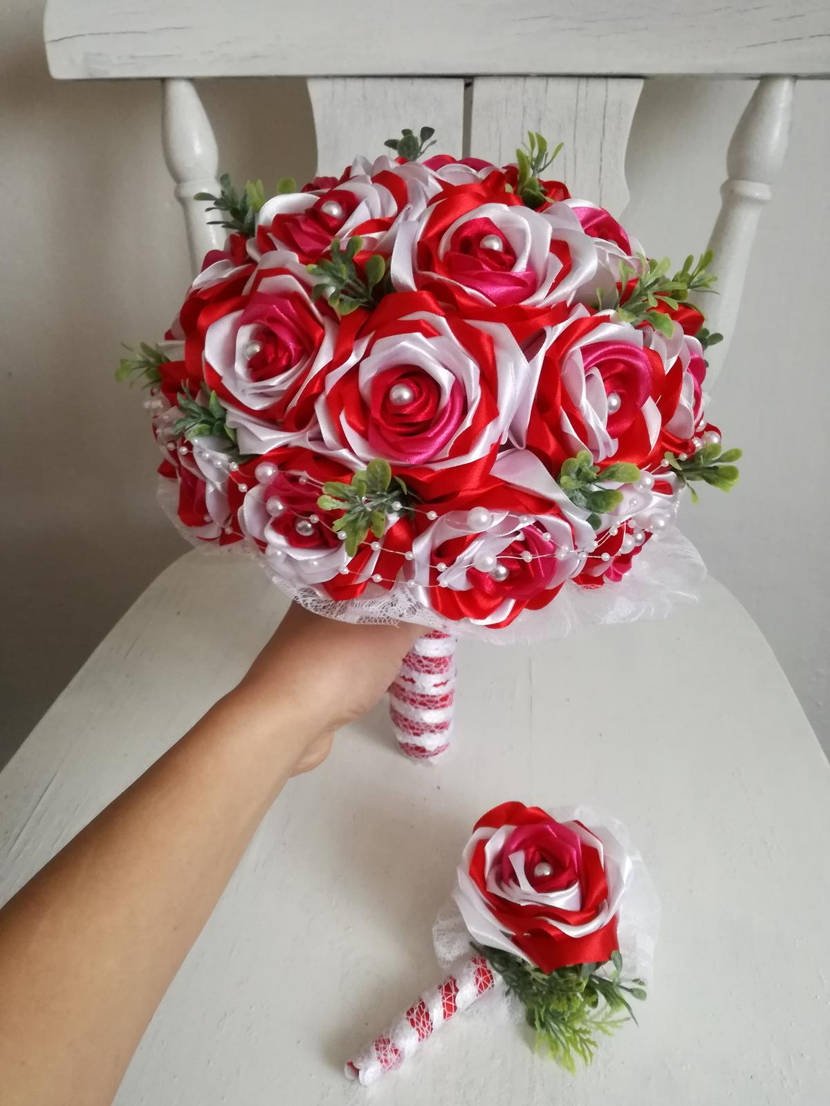 Saténové ruže - Obrázok č. 81
