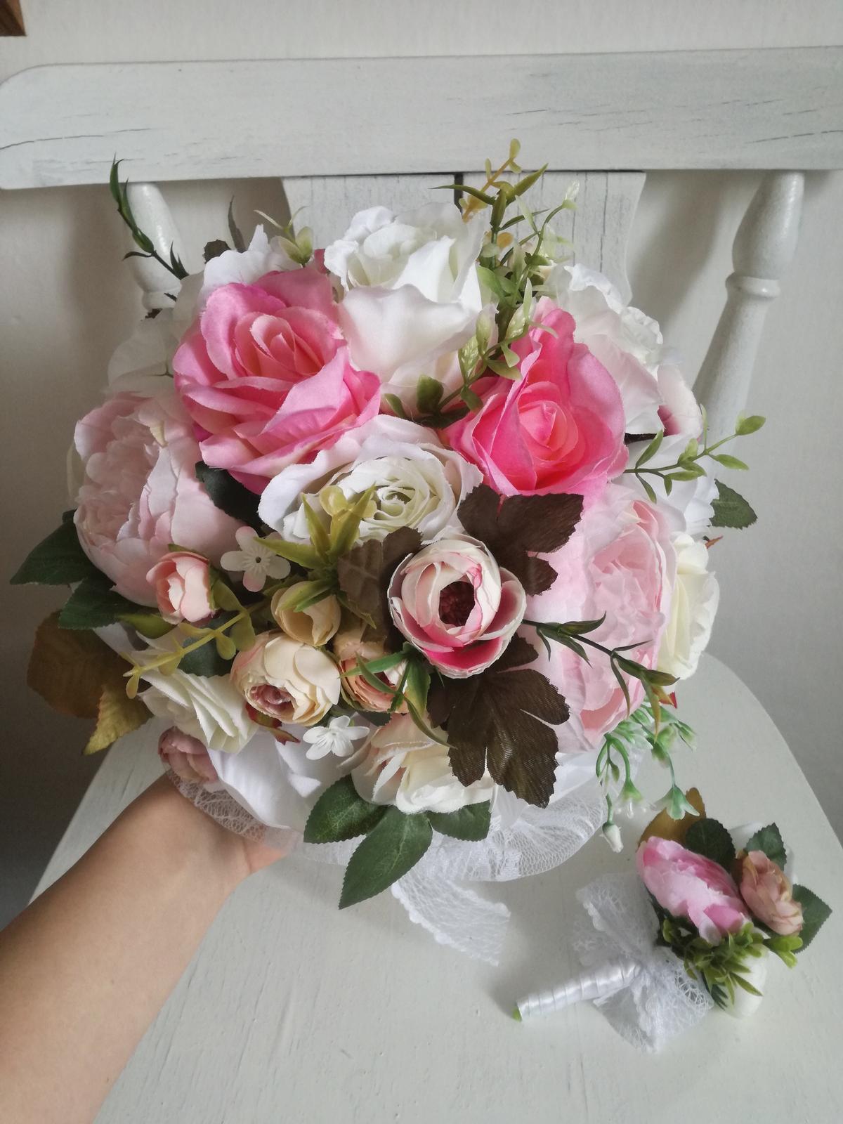 Z umelých kvetov - Obrázok č. 33