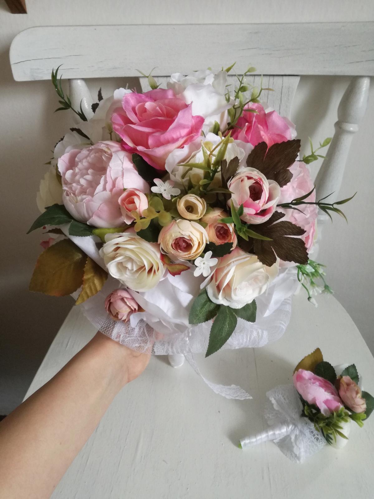Z umelých kvetov - Obrázok č. 34