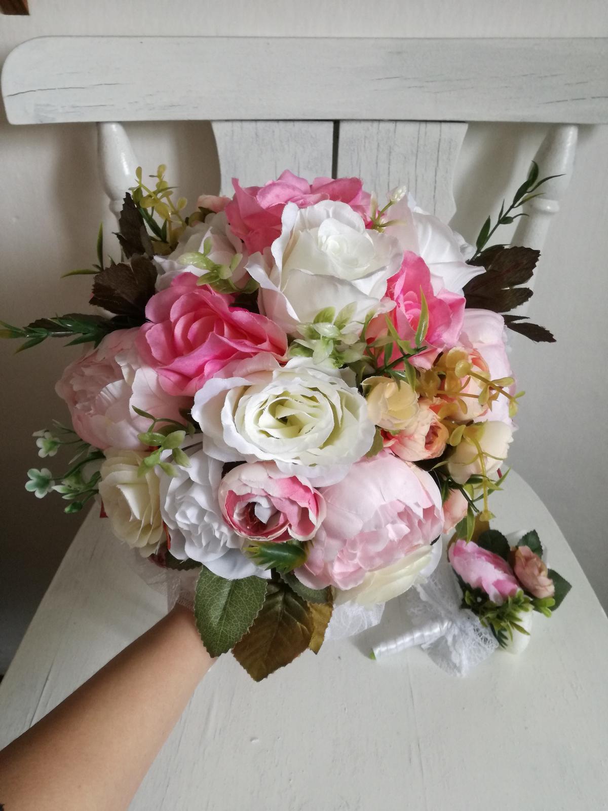 Z umelých kvetov - Obrázok č. 36