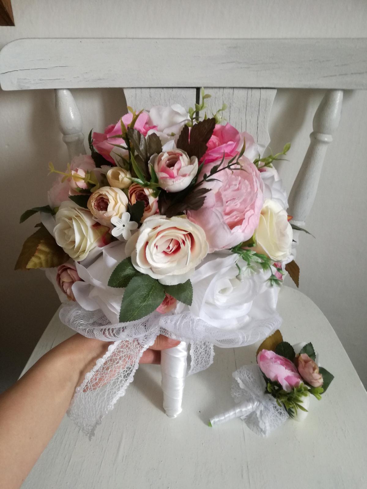 Z umelých kvetov - Obrázok č. 37