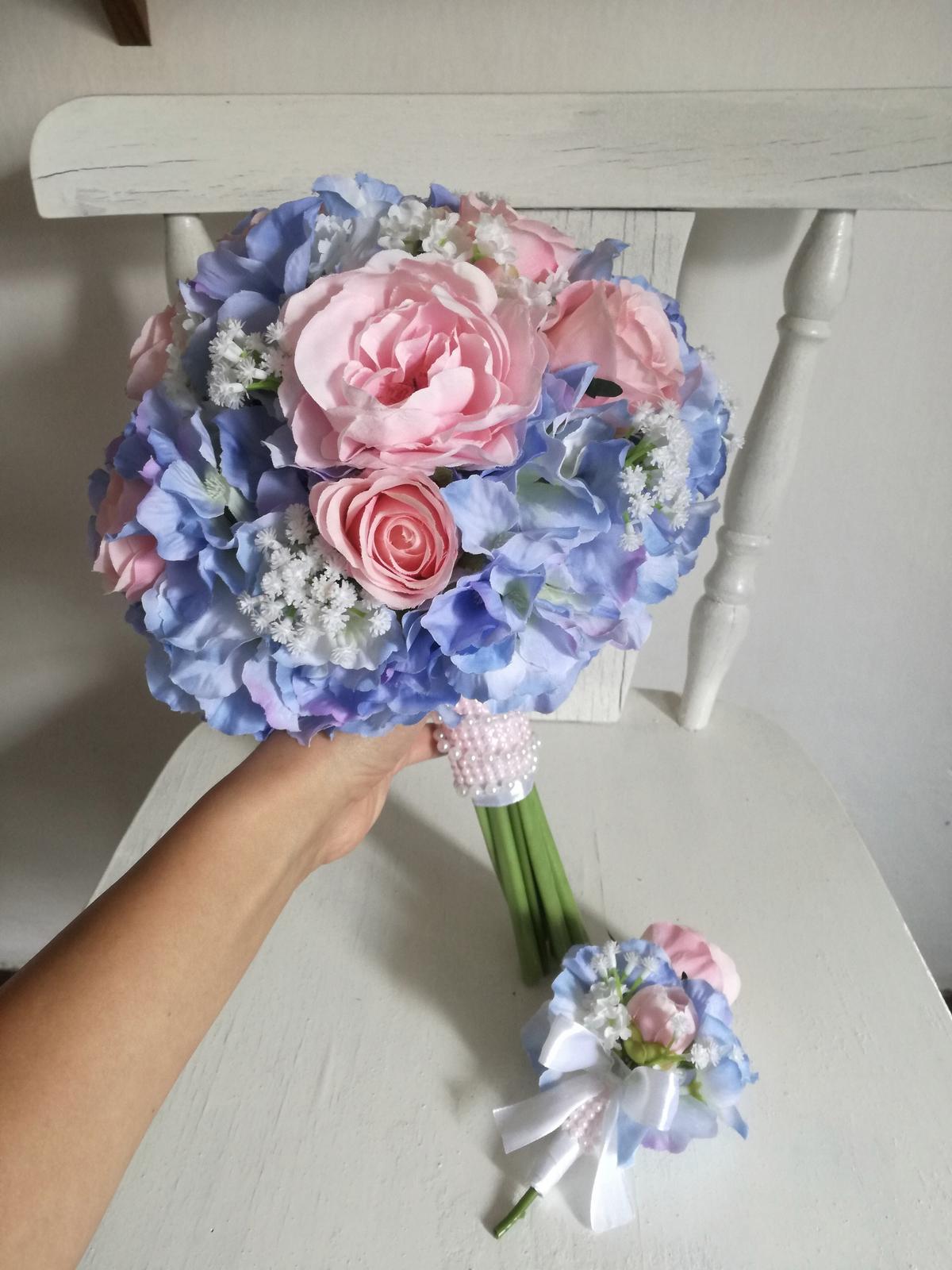 Z umelých kvetov - Obrázok č. 38