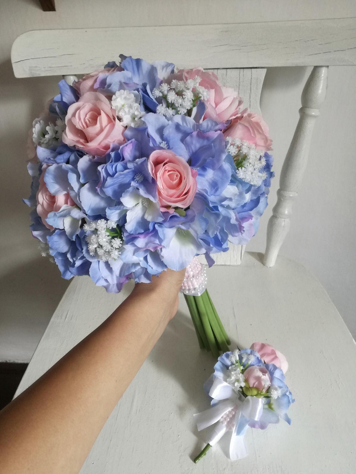 Z umelých kvetov - Obrázok č. 40