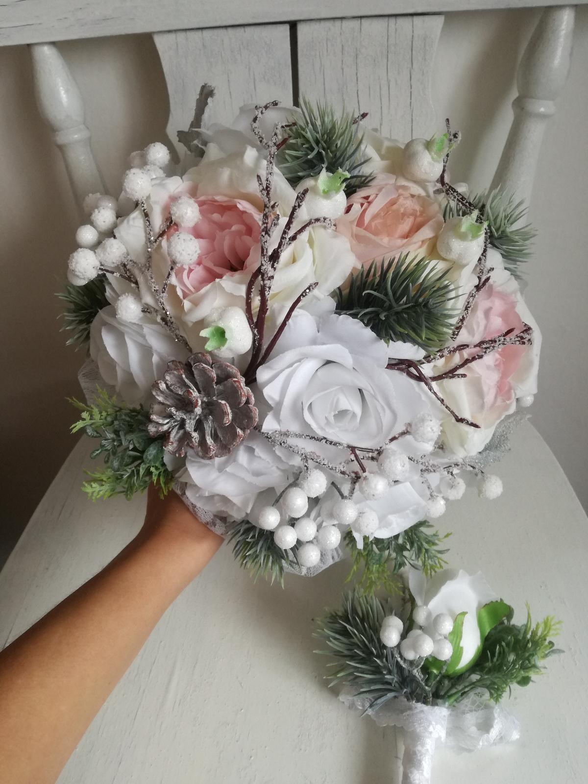 Z umelých kvetov - Obrázok č. 45
